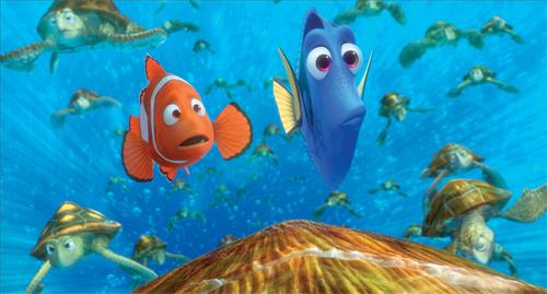 Tuyệt vời Đi tìm Nemo 3D - 5