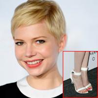 Chân đẹp như sao Hollywood