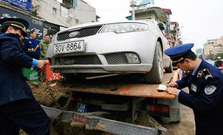 Hà Nội: Dân kiện Thanh tra giao thông - 1