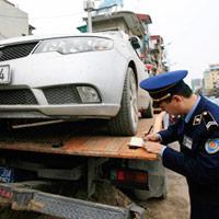 Hà Nội: Dân kiện Thanh tra giao thông