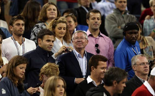 Murray v ch nh c Sir Alex, Th thao, murray, sir alex, andy murray, alex ferguson, murray vo dich us open, us open, us open 2012, video us open 2012, us open cup, us open cup 2012, BXH tennis, tennis, video tennis, Grand Slam, the thao, quan vot, tay vot, lich thi dau tennis, tin the thao, bao the thao