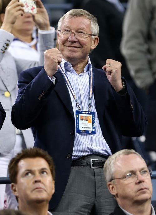 Murray vô địch nhờ có Sir Alex - 1