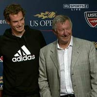 Murray vô địch nhờ có Sir Alex