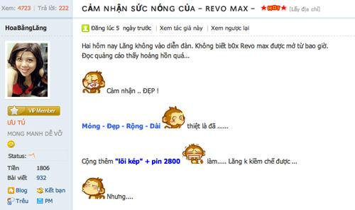 Đếm ngược chờ HKPhone Revo MAX về Việt Nam - 3
