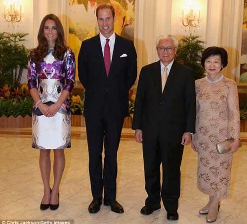 Công nương Kate Middleton lần đầu tới châu Á - 8