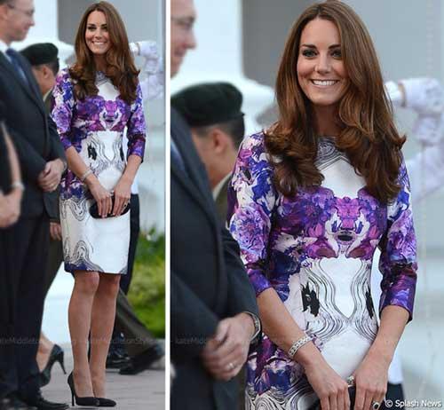 Công nương Kate Middleton lần đầu tới châu Á - 9