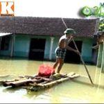 Tin tức trong ngày - Vỡ đê ở Thanh Hóa: Nước vẫn ngập nửa nhà