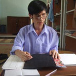 Giáo dục - du học - Chàng trai mù với khát vọng dạy chữ