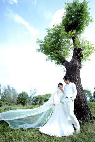 Chụp ảnh cưới ngoại cảnh tuyệt đẹp - 1