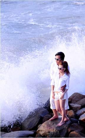 Chụp ảnh cưới ngoại cảnh tuyệt đẹp - 10