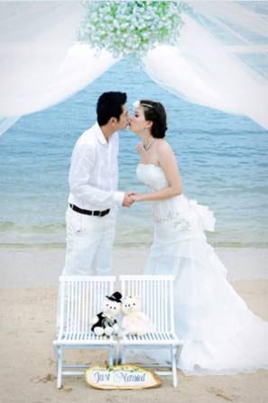 Chụp ảnh cưới ngoại cảnh tuyệt đẹp - 15