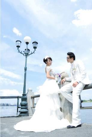Chụp ảnh cưới ngoại cảnh tuyệt đẹp - 18