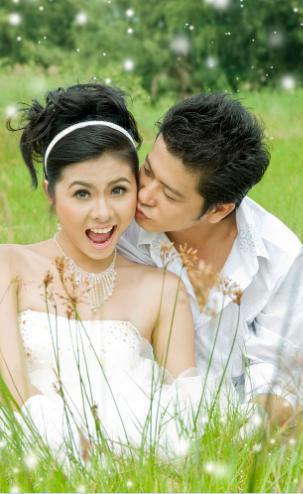 Chụp ảnh cưới ngoại cảnh tuyệt đẹp - 2