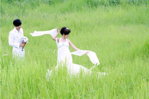 Chụp ảnh cưới ngoại cảnh tuyệt đẹp - 3