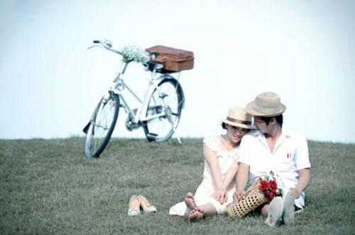 Chụp ảnh cưới ngoại cảnh tuyệt đẹp - 4