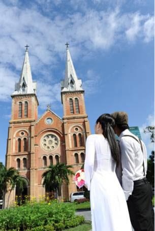 Chụp ảnh cưới ngoại cảnh tuyệt đẹp - 8