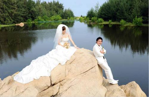 Chụp ảnh cưới ngoại cảnh tuyệt đẹp - 9