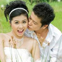 Chụp ảnh cưới ngoại cảnh tuyệt đẹp