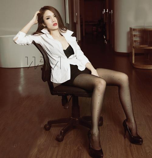 Yến Trang, Tâm Tít đua nhau nóng bỏng - 8