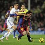 Bóng đá - Messi lại bỏ xa Ronaldo