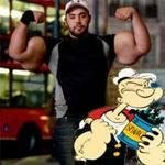 Phi thường - kỳ quặc - Thủy thủ Popeye ngoài đời thực