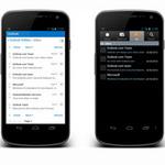 Công nghệ thông tin - 2 cách duyệt email Outlook trên thiết bị Android