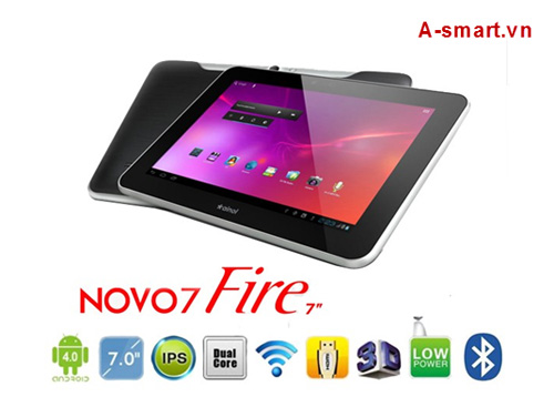 Novo 7 Fire với hiệu suất và giá thành vượt trội - 1