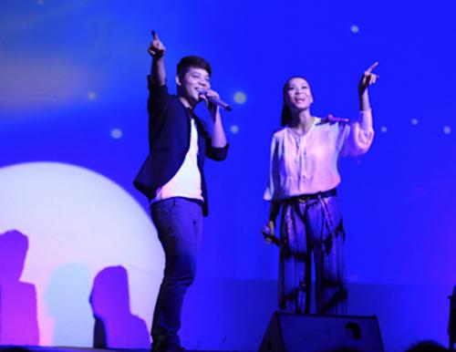 Dương Trần Nghĩa ca ngợi The Voice - 3