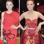 Thời trang - Thanh Trúc, Thảo Nhi đỏ rực một màu