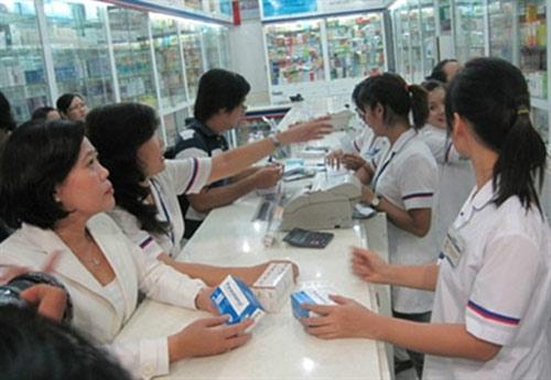 Thuốc Việt chật vật tìm thị trường - 1