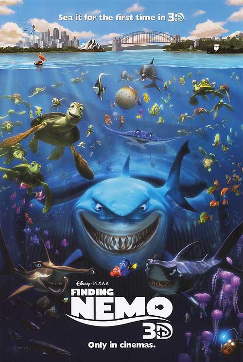 Đi tìm Nemo 3D lép vế phim kinh dị - 2