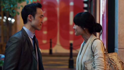 Kathy Uyên bén duyên tài tử HongKong - 1