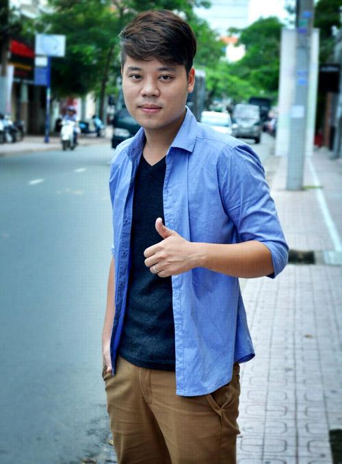 Dương Trần Nghĩa ca ngợi The Voice - 1