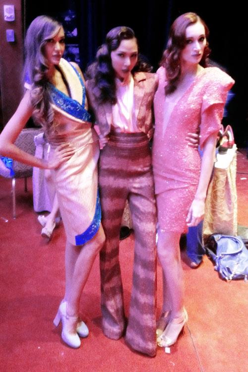 Minh Triệu khiến thời trang Việt tự hào - 9