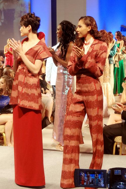 Minh Triệu khiến thời trang Việt tự hào - 6