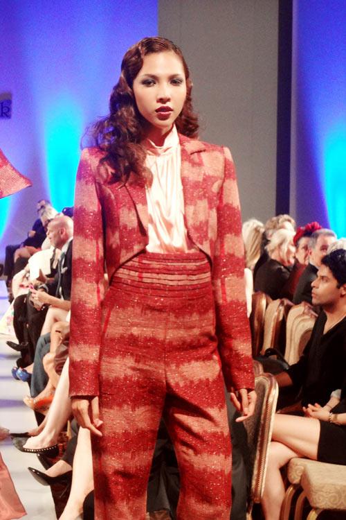 Minh Triệu khiến thời trang Việt tự hào - 7