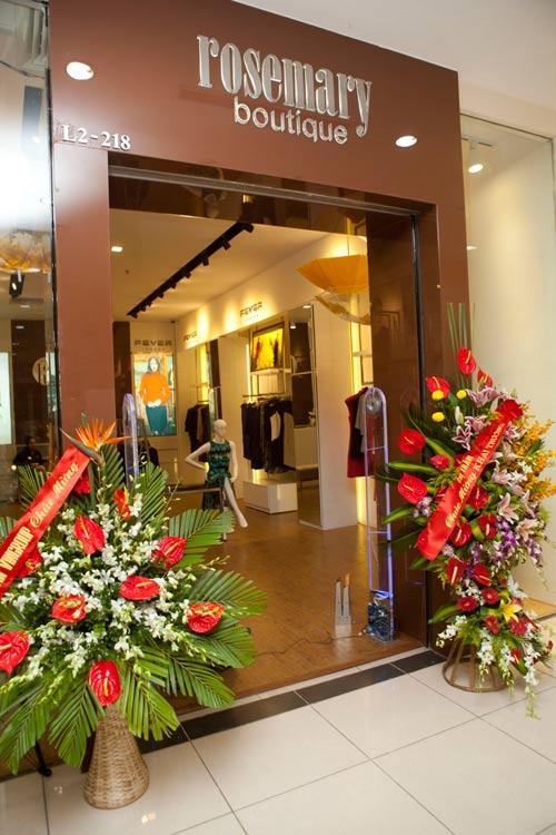 Rosemary Boutique khai trương 2 gian hàng mới - 14