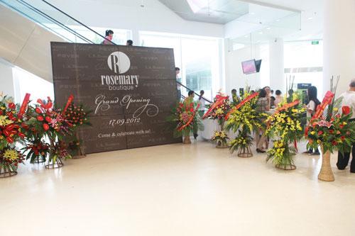 Rosemary Boutique khai trương 2 gian hàng mới - 15
