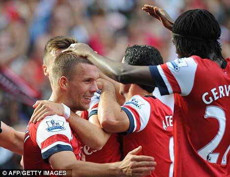 Montpellier- Arsenal: Tâm điểm Giroud - 1
