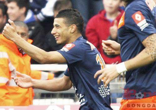 Montpellier- Arsenal: Tâm điểm Giroud - 2