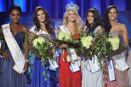 Ngắm dung nhan Hoa hậu Siêu quốc gia 2012 - 16