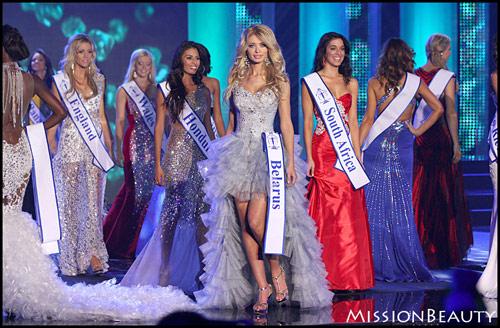 Ngắm dung nhan Hoa hậu Siêu quốc gia 2012 - 4