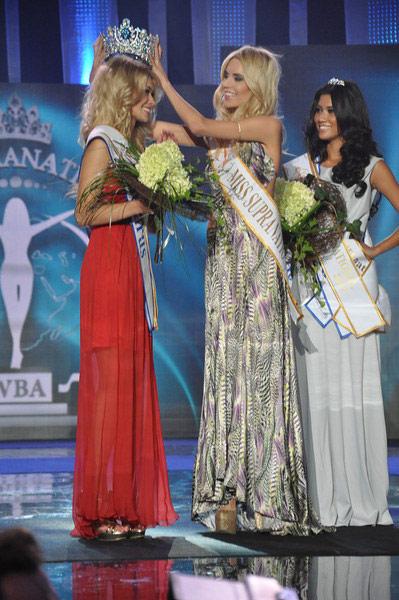 Ngắm dung nhan Hoa hậu Siêu quốc gia 2012 - 12