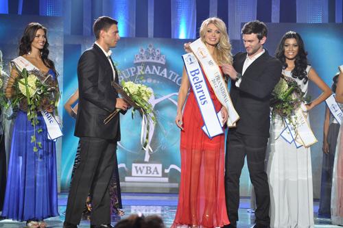 Ngắm dung nhan Hoa hậu Siêu quốc gia 2012 - 10