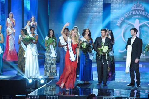 Ngắm dung nhan Hoa hậu Siêu quốc gia 2012 - 9