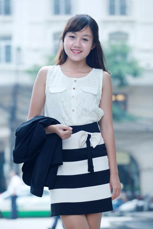 """Mẫu vest nào """"hot"""" nhất Thu 2012? - 7"""