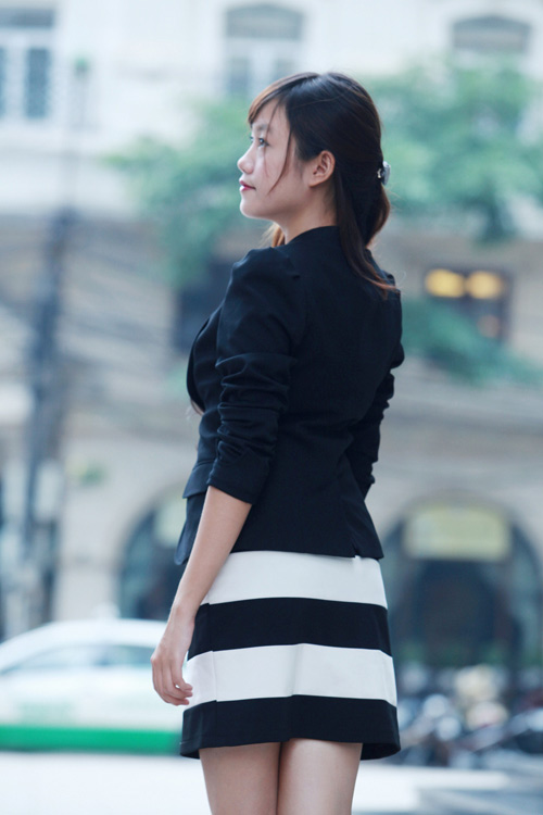 """Mẫu vest nào """"hot"""" nhất Thu 2012? - 8"""