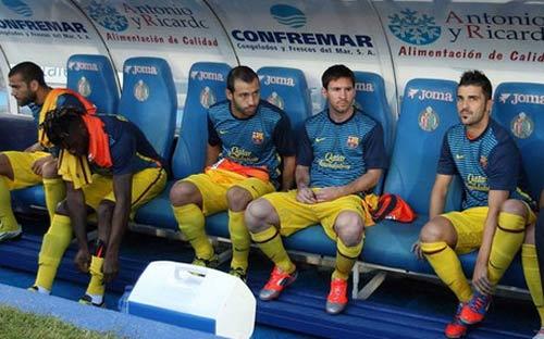 Barca: Đôi chân Messi, cái đầu Tito - 1