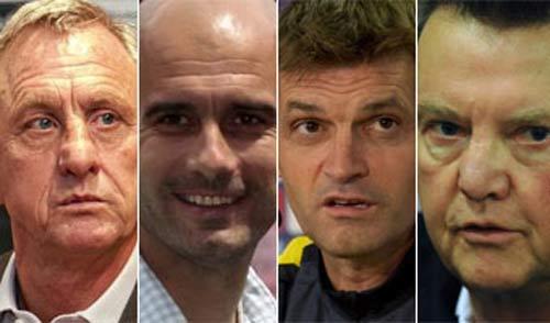 Barca: Đôi chân Messi, cái đầu Tito - 2