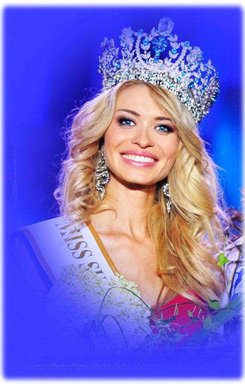 Ngắm dung nhan Hoa hậu Siêu quốc gia 2012 - 20